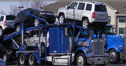 Open Vehicle Transport